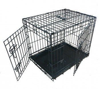 ellie bo dog crate for adolescents