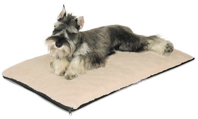 ku0026h pet products ortho thermobed ped bed - Dog Beds For Large Dogs