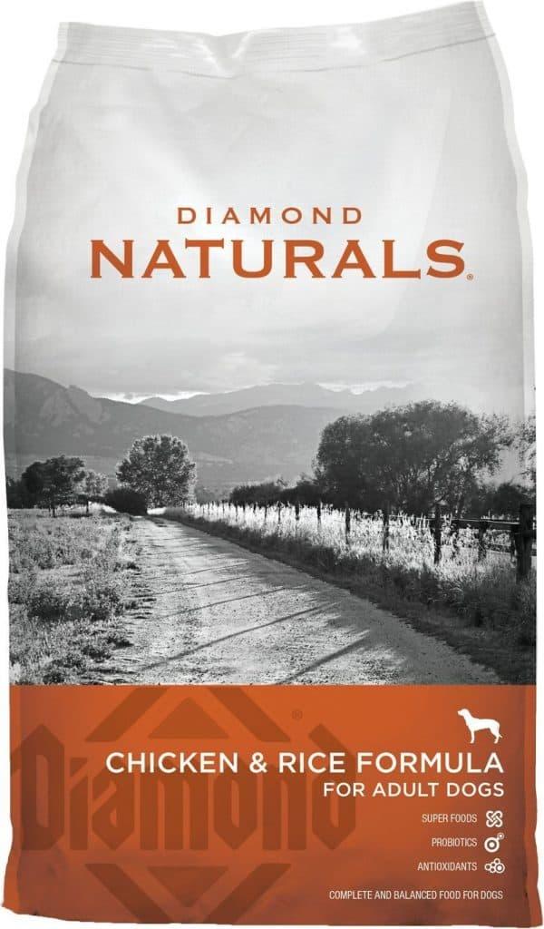 Diamond Naturals Grain Free Recall