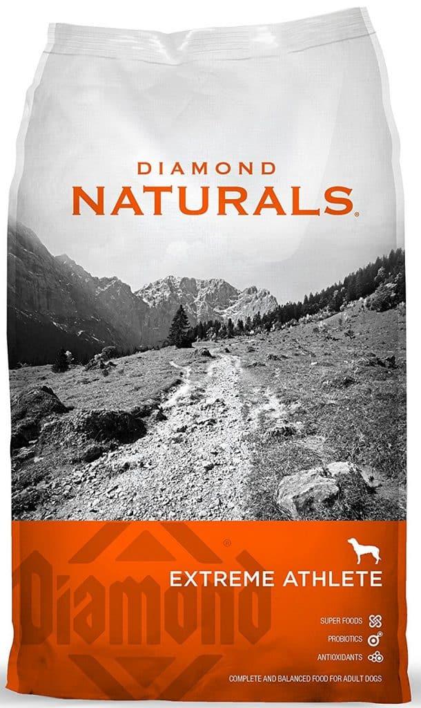 Diamond High Energy Dog Food Recall