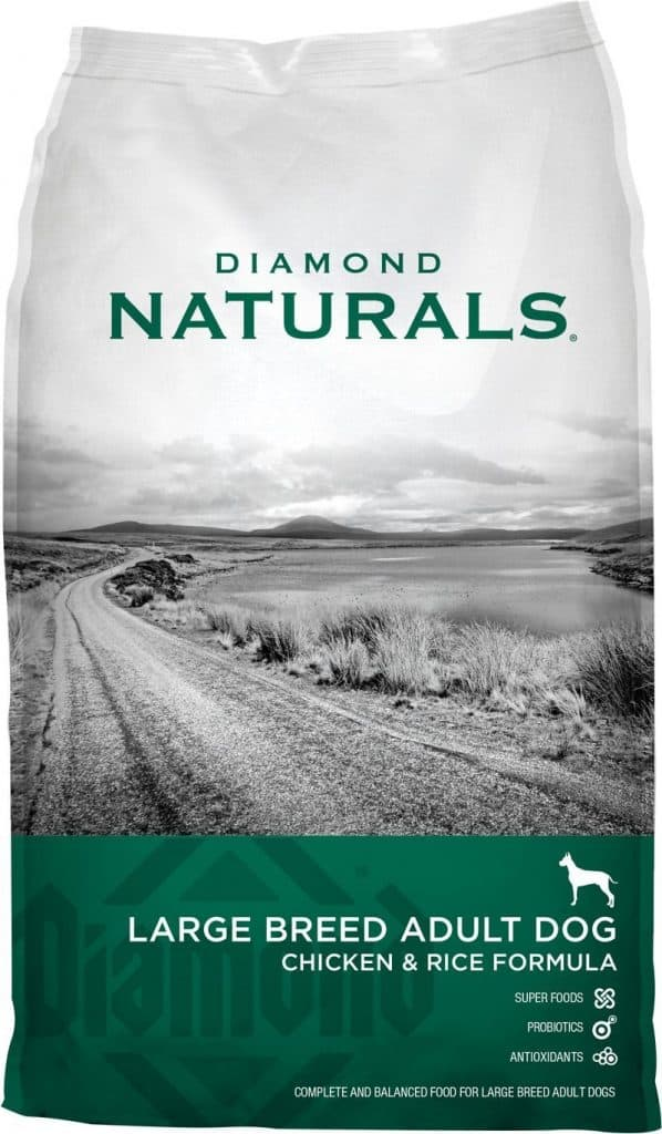 Diamond Naturals Large Breed Puppy Food Reviews