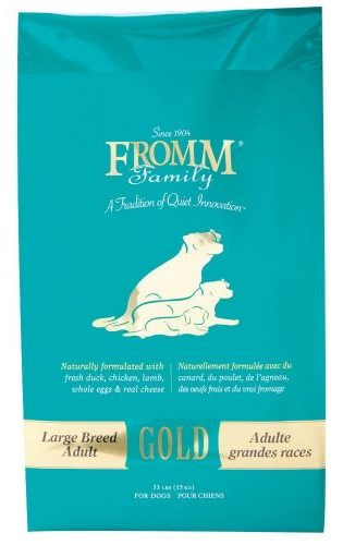 fromm dog food duck