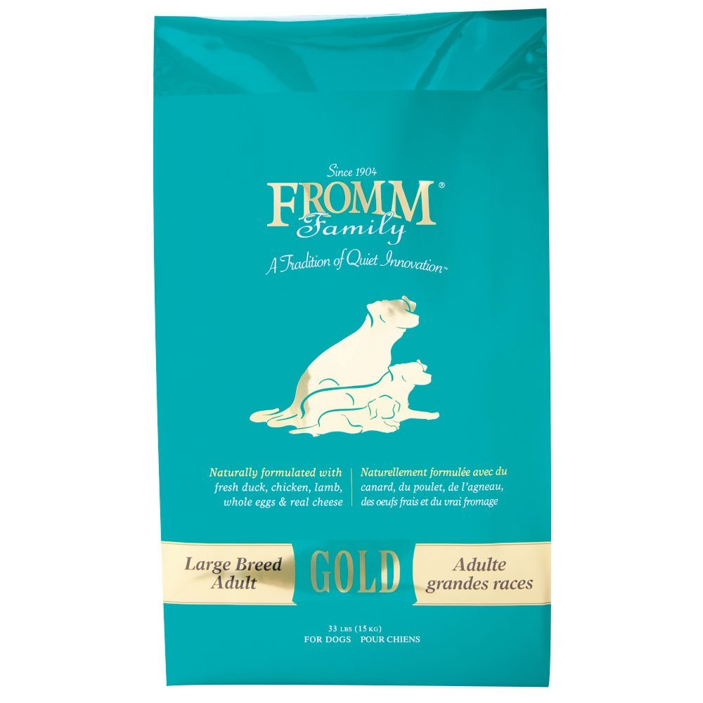 Fromm Dog Foods Reviews