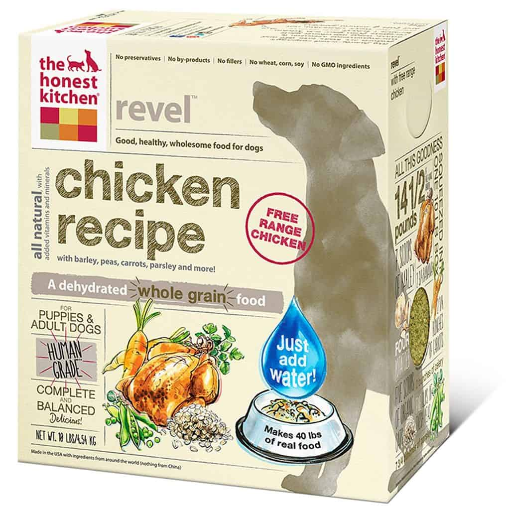 Honest Kitchen Dog Food Reviews, Ingredients, Recall History and ...