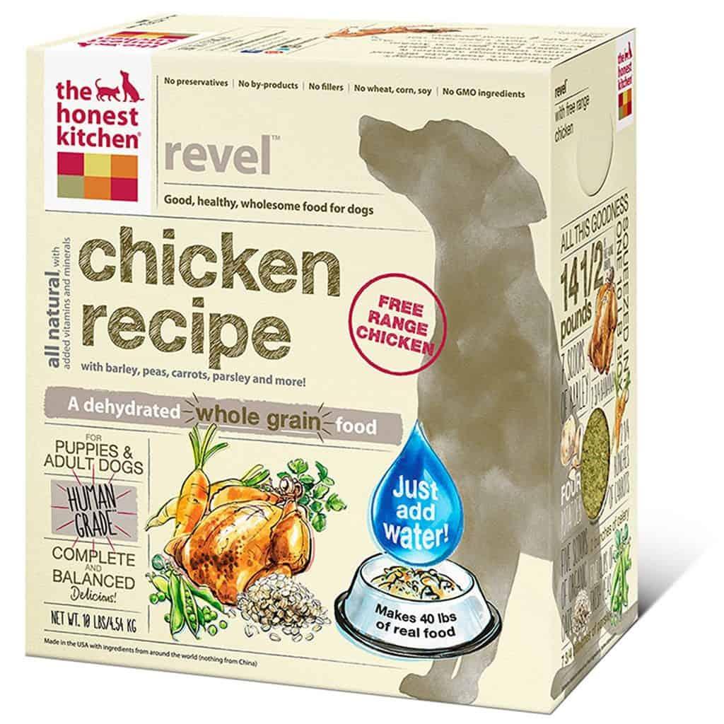 Honest Kitchen Dog Food Reviews Ingredients Recall History And within Honest Kitchen Dog Food Review