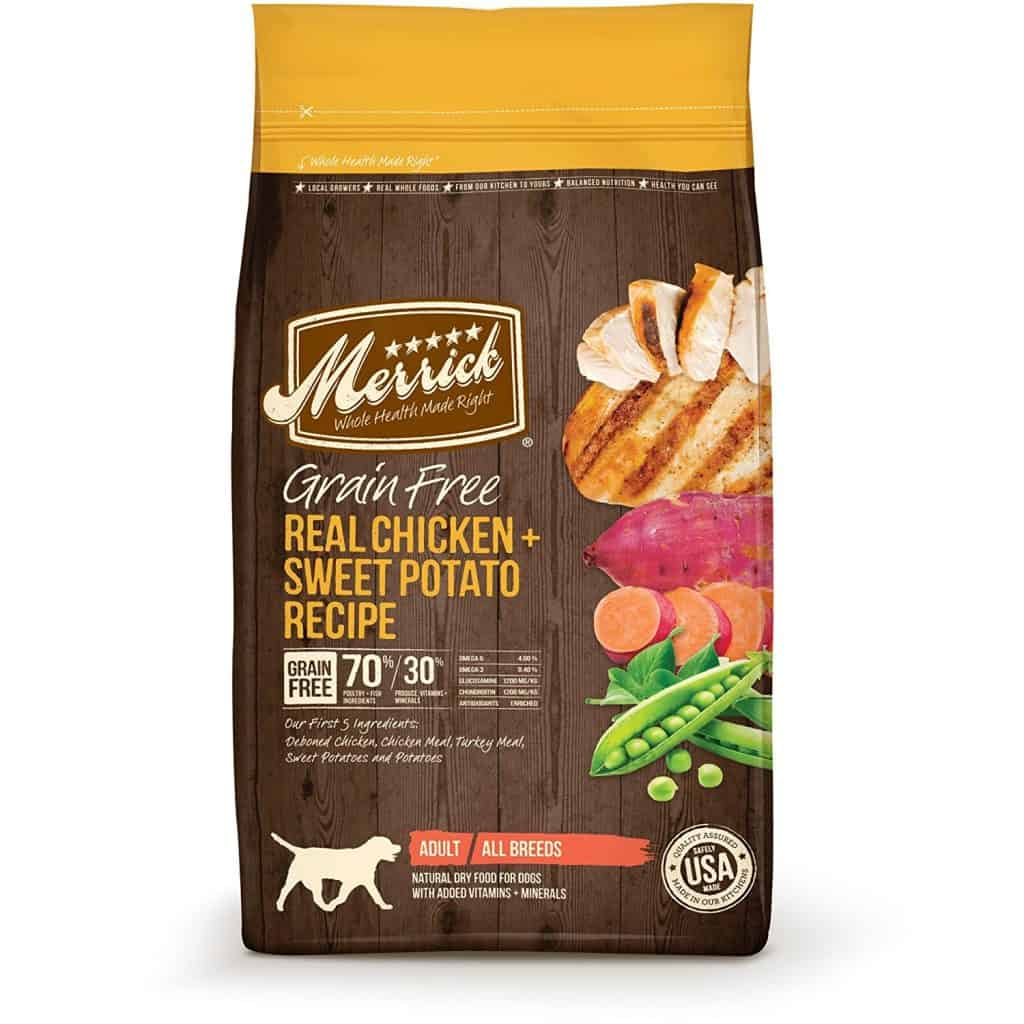 Dog Foods By Merrick