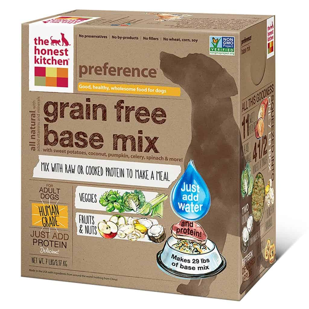 For The Dog Owner Who Wants Even More Control Of His Or Her Dogu0027s Diet, The  Honest Kitchen Offers Two Base Mixes. Itu0027s Really Just A Box Of All The ...