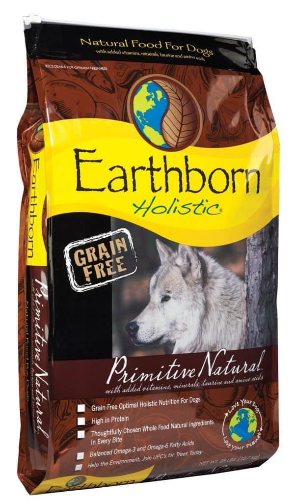 Earthborn Holistic Primitive Natural Grain Free