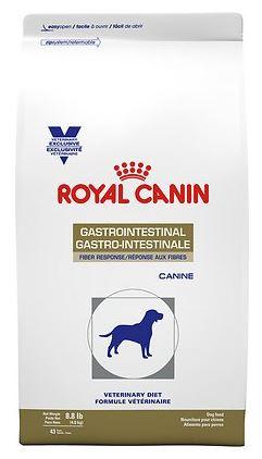 Royal Canin Veterinary Diet Gastrointestinal Fiber Response Dry Dog Food