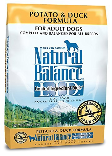 natural balance dog food featured image