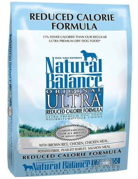natural balance original ultra reduced calorie formula image