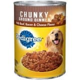 pedigree chunky ground dinner image