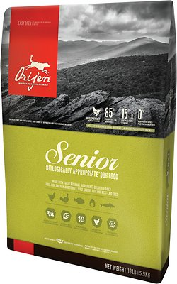 Orijen Senior Grain-Free Dry Dog Food
