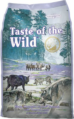 Taste of the Wild Sierra Mountain Grain Free Dry Dog Food - The Best Dog Food For Great Danes. What Should You Really Be Feeding?