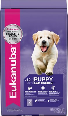 Eukanuba Puppy Chicken Formula Dry Dog Food