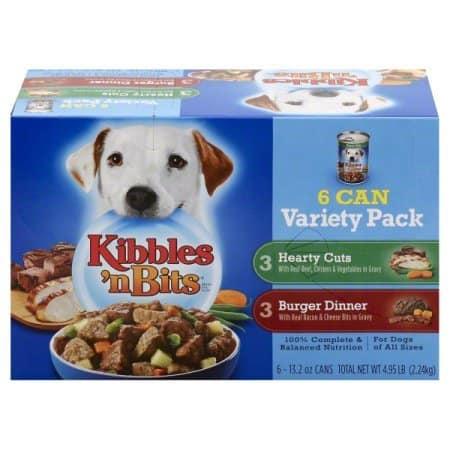 Who Makes Kibbles And Bits Dog Food