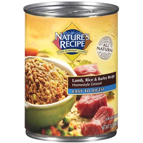Nature's Recipe Homestyle Ground Wet Dog Food