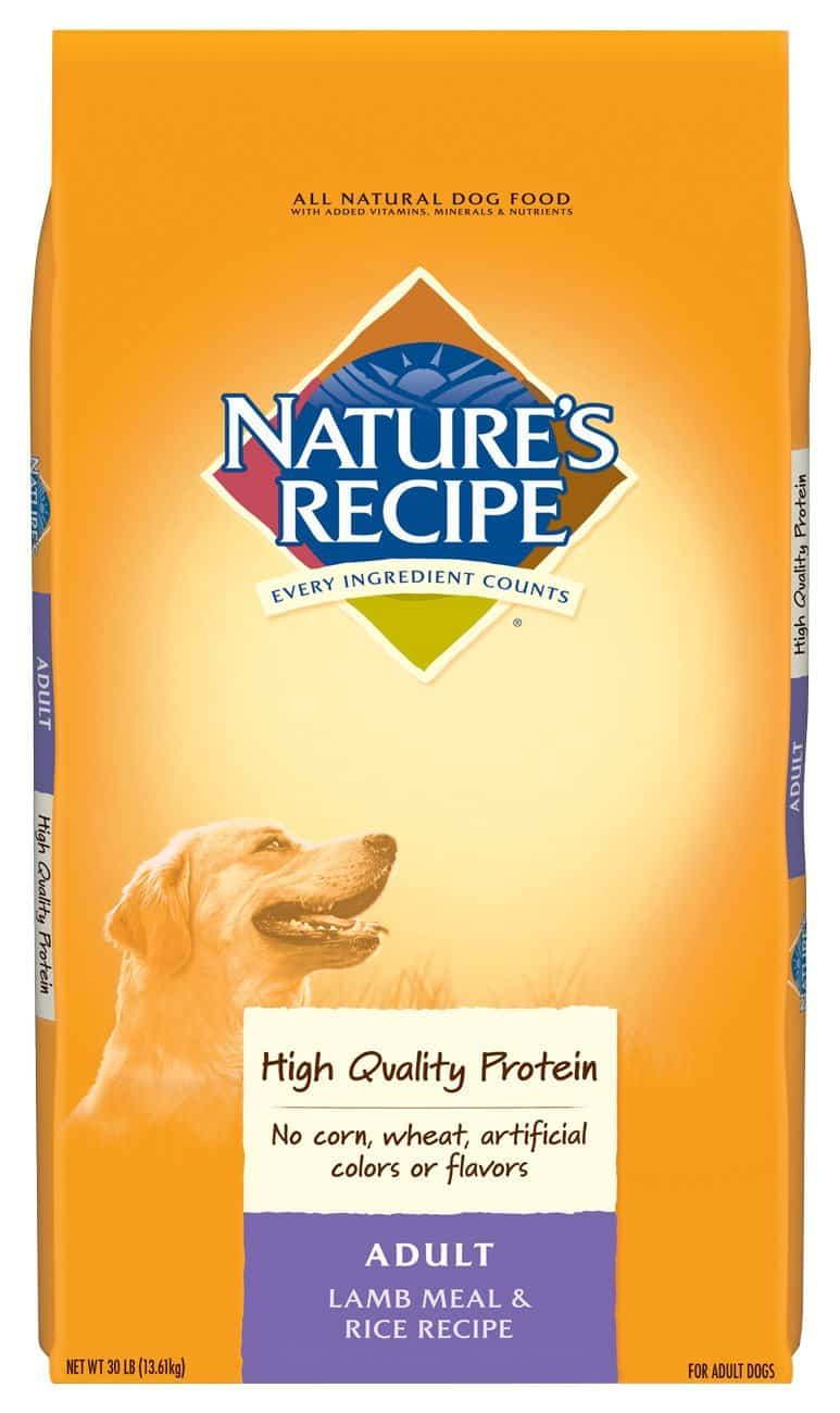 Nature S Recipe Salmon Dog Food Reviews