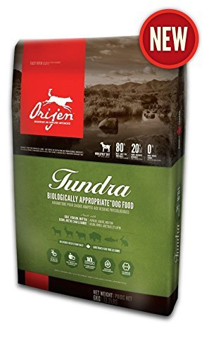 Orijen Tundra 4.4lb Wholeprey Grain-free Dog Food