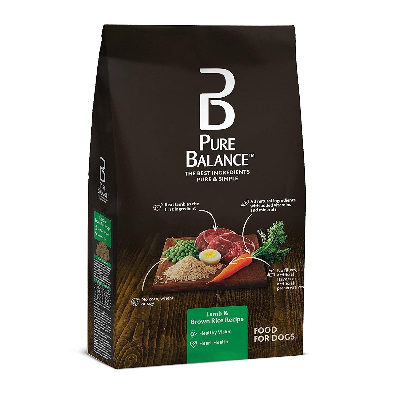 Pure Balance Grain Free Bison And Pea Dog Food