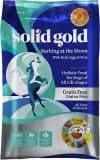 Solid Gold Holistic Grain-Free Dog Food with Superfoods, Dry and Wet