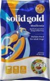 Solid Gold Holistic Wholegrain Dog Food with Superfoods, Dry and Wet