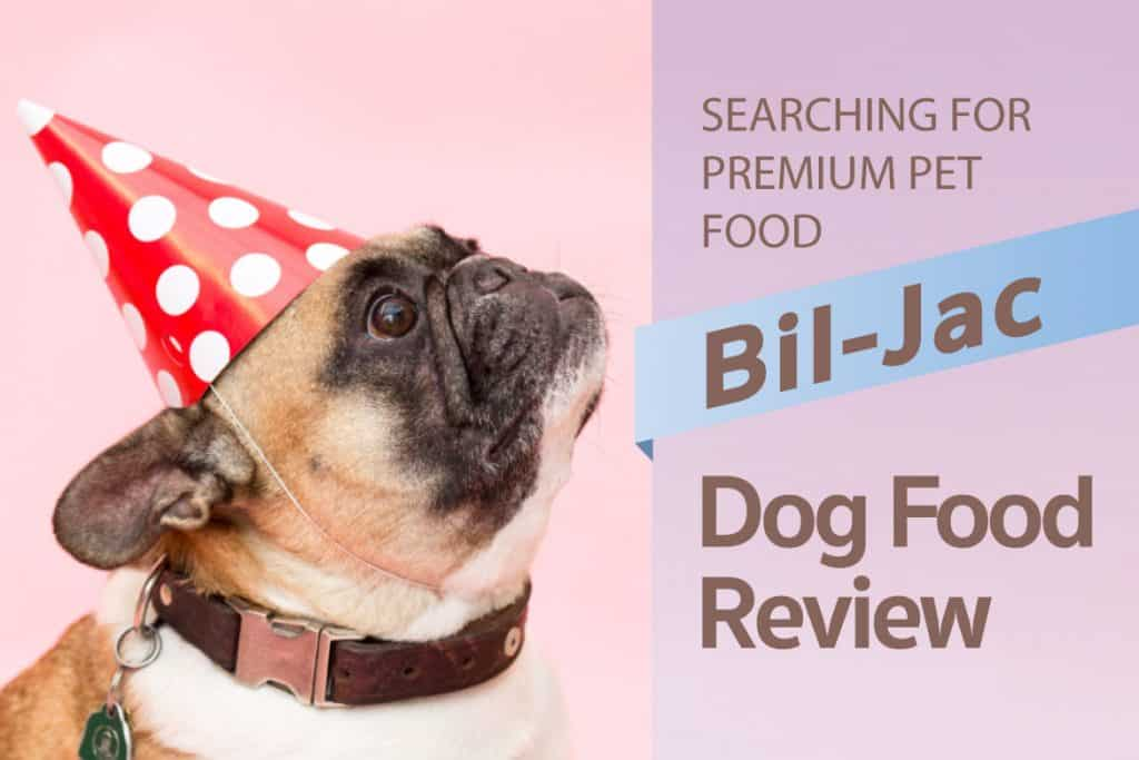 Quality Of Bil Jac S Dog Food