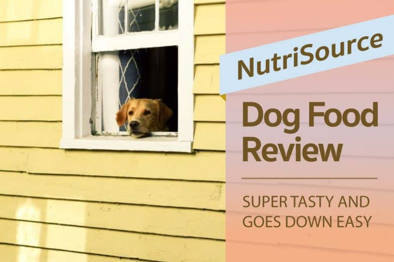 Dog Food Reviews Nutrisource