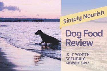 Simply Nourish Dog Food Review: Is It Worth Spending Money On?