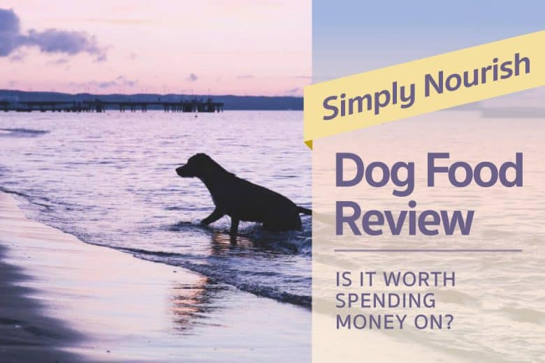 Simply Nourish Dog Food Review Is It Worth Spending Money On