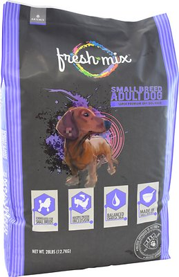 Artemis Small Breed Dog Food Reviews