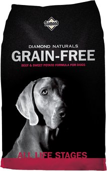 Diamonds Naturals Grain Free Dog Food