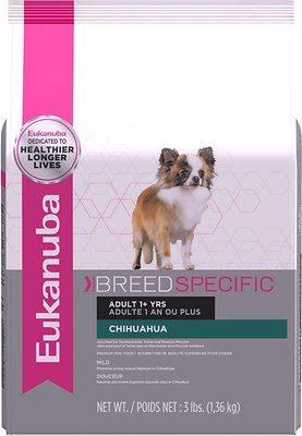 Eukanuba Breed Specific Chihuahua Adult Dry Dog Food