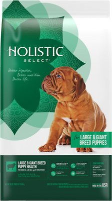 Holistic Select Large & Giant Breed Puppy Health Dog Food