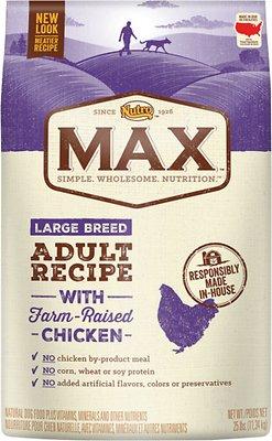 Nutro Max Large Breed Adult Dry Dog Food