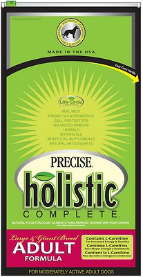 Precise Holistic Complete Large Breed Adult Formula - Top 5 Best Dog Food For English Bulldogs You Never Knew