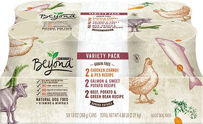 Purina Beyond Grain-Free Adult Canned Dog Food