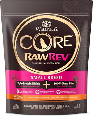 Wellness CORE RawRev Natural Dog Food