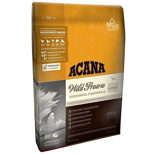 Acana Wild Prairie Grain Free Dry Dog Food - The Ultimate Healthy Dog Life: Acana Dog Food Reviews