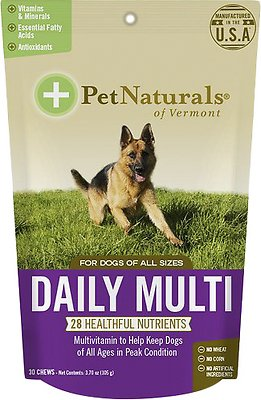 Pet Naturals of Vermont Daily Multi-Dog Chews