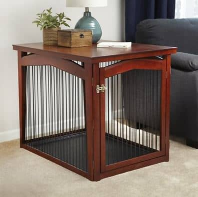 Furniture Style Dog Crate