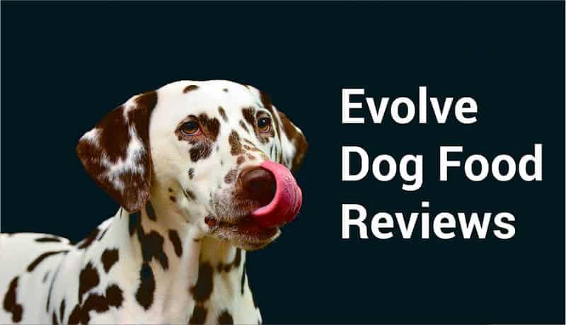Evolve Dog Food Reviews