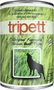 PetKind Trippet Original Formula Green Beef Tripe Grain-Free Canned Dog Food