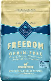 Blue Buffalo Freedom Puppy Chicken Recipe Grain-Free Dry Dog Food