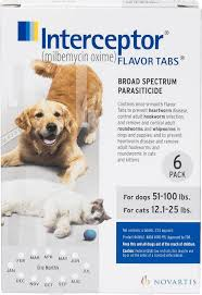 Interceptor Tablets For Dogs