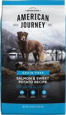 American Journey Salmon & Sweet Potato Grain-Free Dry Dog Food