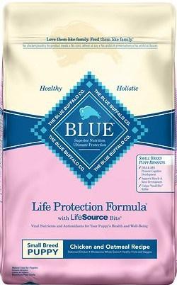 Blue Buffalo Life Protection Formula Small Breed Puppy Food