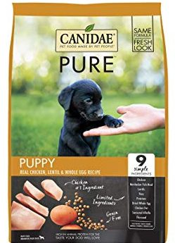 CANIDAE Grain-Free PURE Puppy Dry Dog Food