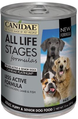 Canidae Life Stages Platinum Formula Canned Dog Food