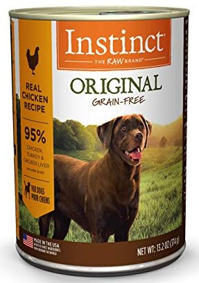 Instinct by Natures Variety Original Canned Dog Food